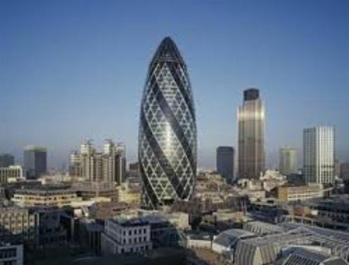 Grattacielo 50 piani Londra
